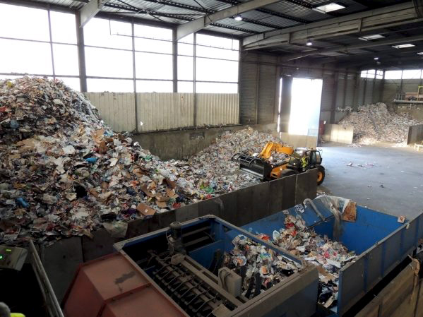 Reduced Recycling Costs in Dartford